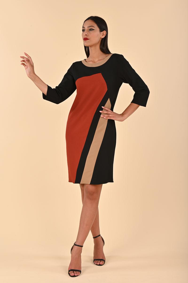 best service 9df48 e153d Vestito tubino elasticizzato - Autunno 2019 - Meteore Fashion