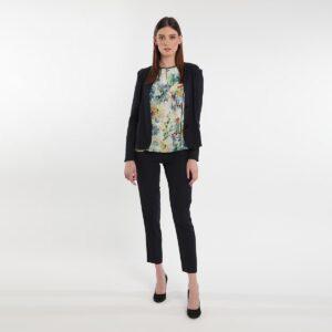 Pantalone in fluido da donna Primavera 2020 Meteore Fashion