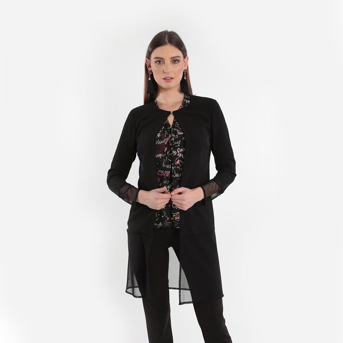 cardigan lungo donna Primavera 2020 Meteore Fashion