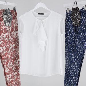 camicia donna bianca estate 2020
