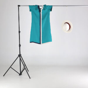 Abito il lino estate 2020 Meteore Fashion