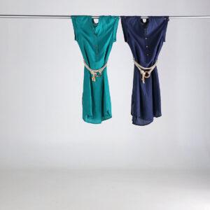 Abiti tinta unita. Estate 2020 collezione Meteore Fashion