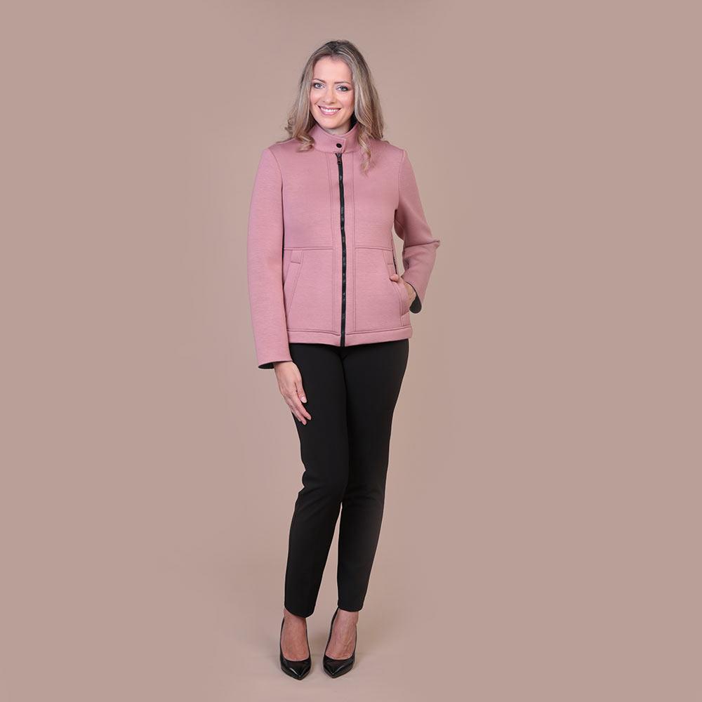 Collezione autunno 2020 meteore fashion Giacca: Pompelmo - Pantalone: Zen