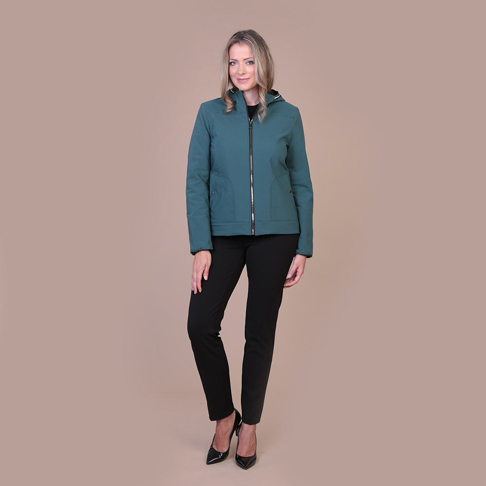 Giaccone: Mandorla - Pantalone: Zen Collezione Autunno 2020 Meteore Fashion