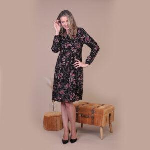Collezione Autunno 2020 Meteore Fashion Abito: Send