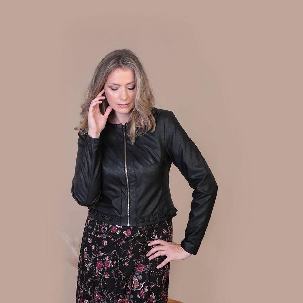 Collezione Autunno 2020 Meteore Fashion Giacchino: Shanti