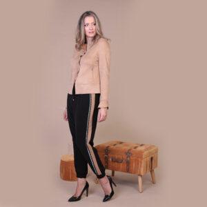 Collezione Autunno 2020 Meteore Fashion Giacchino: Mela - Pantalone: N°40