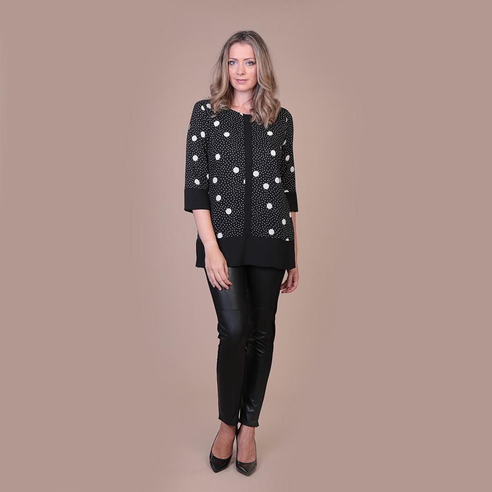 Collezione Autunno 2020 Meteore Fashion Camicia: Paparazzi - Pantalone: Ras