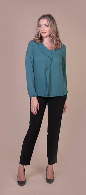 Collezione Autunno 2020 Meteore Fashion Camicia: Tofu - Pantalone: Zoeva