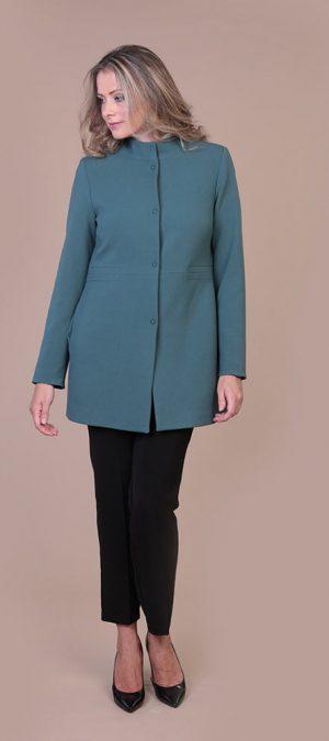 Collezione Autunno 2020 Meteore Fashion Cappotto: Ocean