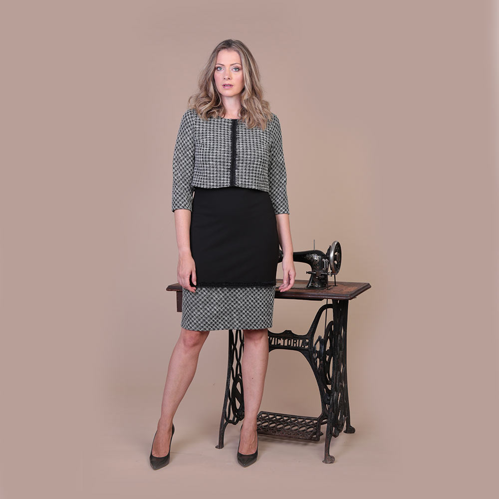 Collezione Autunno 2020 Meteore Fashion Abito: Velvet