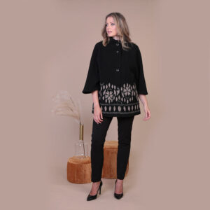 Collezione Autunno 2020 Meteore Fashion Mantella: N°43