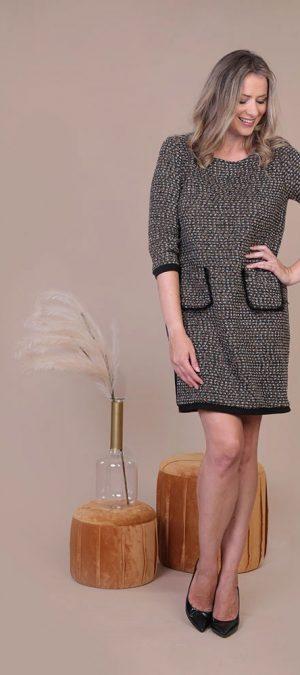 Abito Collezione Autunno 2020 Meteore Fashion