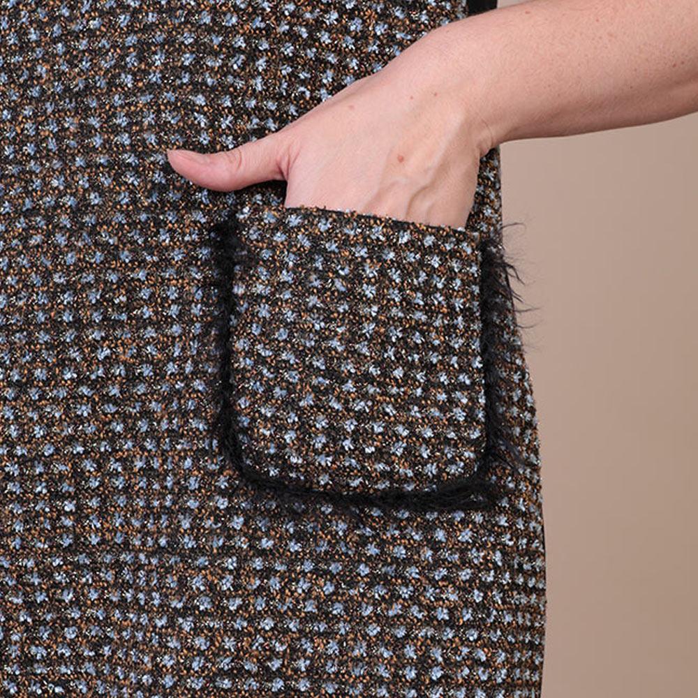 Collezione Autunno 2020 Meteore Fashion Abito: N°44