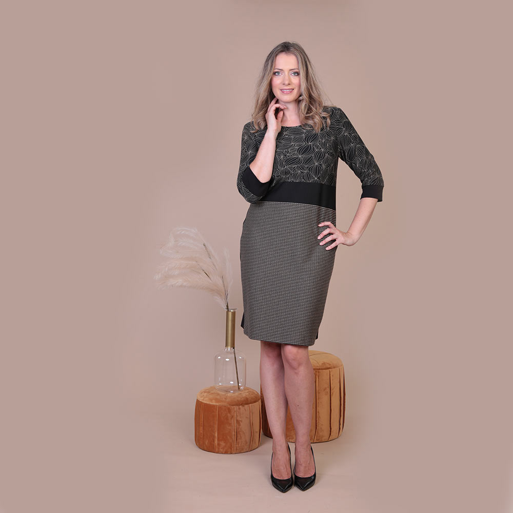 Collezione Autunno 2020 Meteore Fashion Abito: Namaste