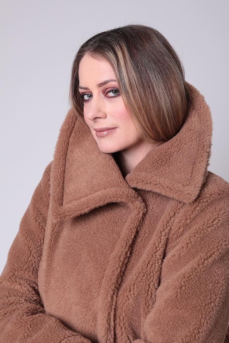 cappotto invernale meteore teddy