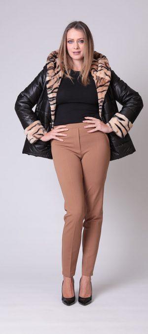 Cappotto: CIAK - Pantalone: AVA Meteore Fashion