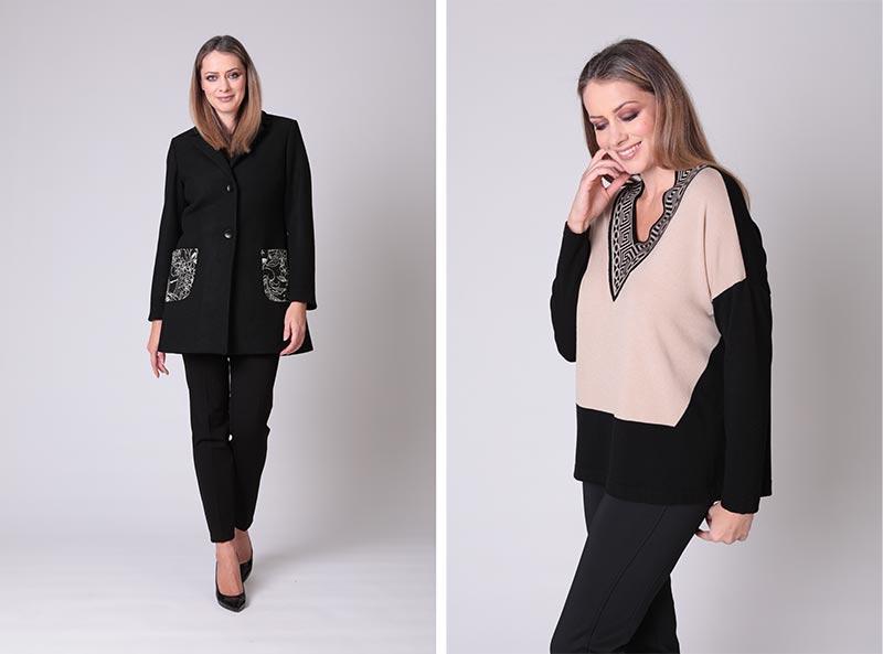 capi meteore fashion collezione inverno 2020